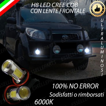 Luci Fendinebbia H8 LED TERIOS