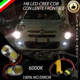 Luci Fendinebbia H8 LED 900 LUMENFIAT500X