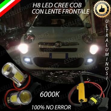 Luci Fendinebbia H8 LED FIAT 500X