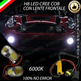Luci Fendinebbia H8 LED 900 LUMENMINI R50