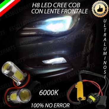Luci Fendinebbia H8 LED OPEL ASTRA K