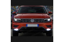 Luci Fendinebbia H8 LED VW TIGUAN II