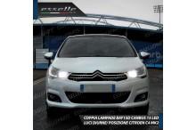 Conversione Fari Full LED CITROEN C4 II