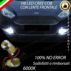 Luci Fendinebbia H8 LED 900 LUMEN FORD GALAXY III