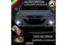 Luci Fendinebbia H8 LED HYUNDAI I40