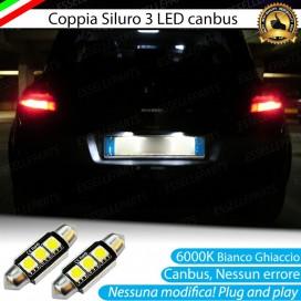 Luci targa 3 LED Canbus RENAULT MEGANE II