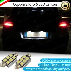 Luci targa 6 LED Canbus RENAULT MEGANE II