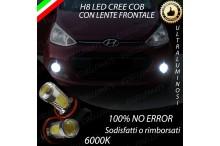 Luci Fendinebbia H8 LED I10 II