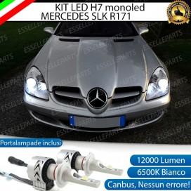 KitFull LED H7 Monoled 12000 LUMENMERCEDES SLK R171