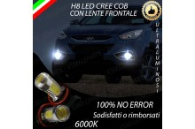 Luci Fendinebbia H8 LED IX35