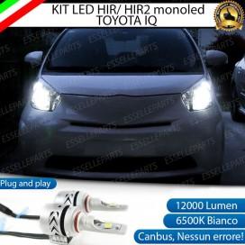 Kit Mono led 12000lm coppia HIR/HIR2 TOYOTA IQ