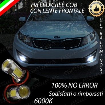 Luci Fendinebbia H8 LED OPTIMA