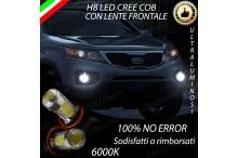 Luci Fendinebbia H8 LED SORENTO II