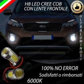 Luci Fendinebbia H8 LED SORENTO III