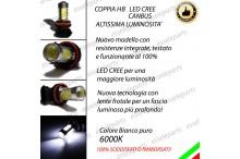 Luci Fendinebbia H8 LED QASHQAI II