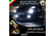 Luci Fendinebbia H8 LED JUKE