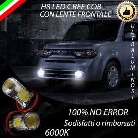 Luci Fendinebbia H8 LED 900 LUMENNISSANCUBE III