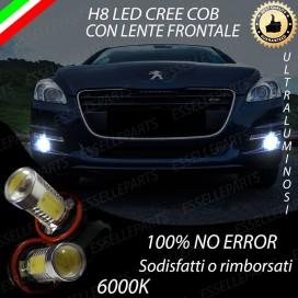 Luci Fendinebbia H8 LED 900 LUMENPEUGEOT508