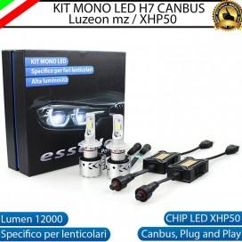 KitFull LED H7 Monoled 12000 LUMENMERCEDES CLASSE EW211