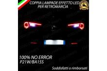 Luci Retromarcia Effetto LED P21W giulietta