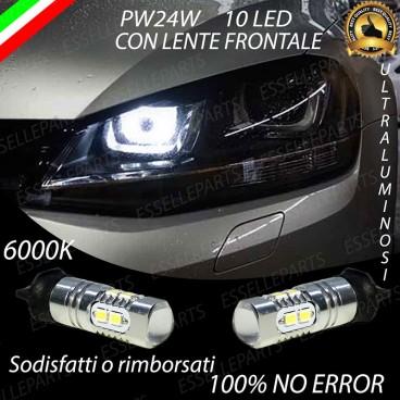 Luci di Posizione/Diurne 10 LED PW24W VW GOLF VII