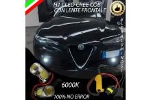 Luci Fendinebbia H11 LED ALFA ROMEO GIULIA