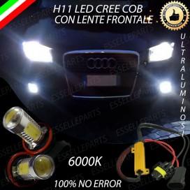 Luci Fendinebbia H11 LED 900 LUMENAUDI A3 8P Restyling dal 2009 in poi