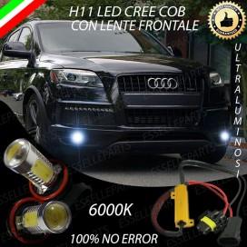 Luci Fendinebbia H11 LED 900 LUMENAUDIQ7 I