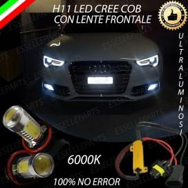 Luci Fendinebbia H11 LED 900 LUMENAUDIA6 C7