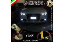 Luci Fendinebbia H11 LED A6 C7