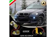 Luci Fendinebbia H11 LED BMW X5 E70