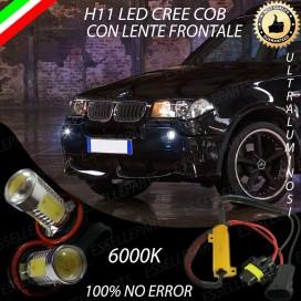 Luci Fendinebbia H11 LED 900 LUMENBMWX3 E83