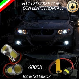 Luci Fendinebbia H11 LED 900 LUMENBMWSERIE 3 E90-E91