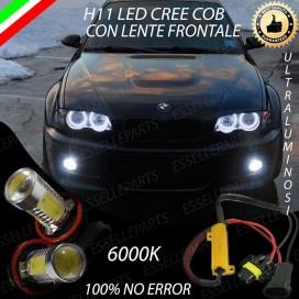 Luci Fendinebbia H11 LED 900 LUMENBMWSERIE 3 E46