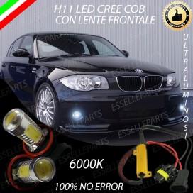Luci Fendinebbia H11 LED 900 LUMENBMWSERIE I E81-E82-E87-E88