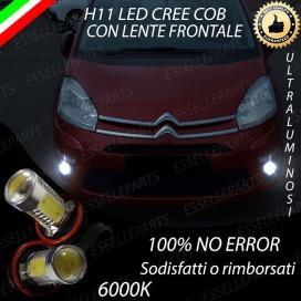 Luci Fendinebbia H11 LED 900 LUMENCITROENC4 PICASSO I