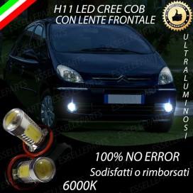 Luci Fendinebbia H11 LED 900 LUMENCITROENXSARA PICASSO