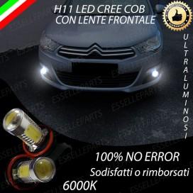 Luci Fendinebbia H11 LED 900 LUMENCITROENC4 II