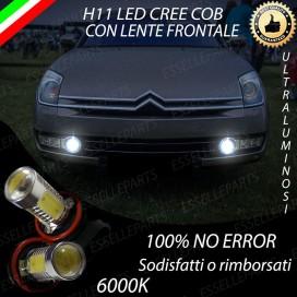 Luci Fendinebbia H11 LED 900 LUMENCITROENC6