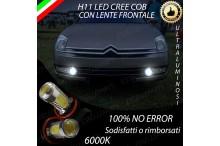Luci Fendinebbia H11 LED C6