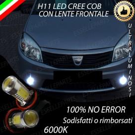 Luci Fendinebbia H11 LED 900 LUMENDACIASANDERO I