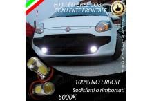 Luci Fendinebbia H11 LED FIAT PUNTO EVO