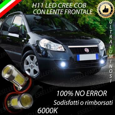 Luci Fendinebbia H11 LED SEDICI