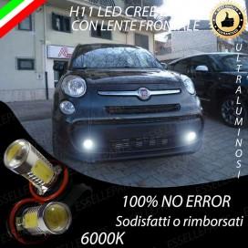 Luci Fendinebbia H11 LED 900 LUMENFIAT500L