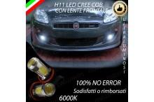 Luci Fendinebbia H11 LED CROMA