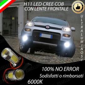 Luci Fendinebbia H11 LED 900 LUMENFIATPANDA III