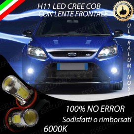 Luci Fendinebbia H11 LED 900 LUMEN FORD FOCUS II