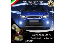 Luci Fendinebbia H11 LED FOCUS II