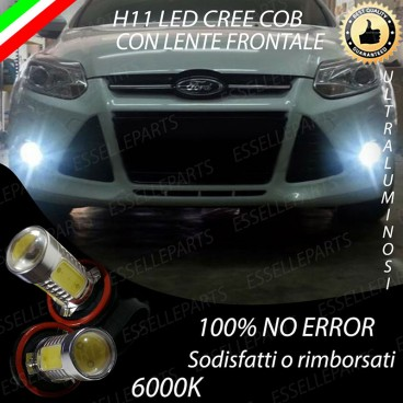 Luci Fendinebbia H11 LED FOCUS III