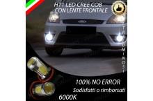 Luci Fendinebbia H11 LED FIESTA V